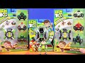 Фрагмент с начала видео - Ben 10 Teams Up With Imaginext Batman & Omnitrix Omni Launch Battle Figures Toys