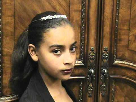 Lord's prayer Hayr Mer Our Father Amazing 8 year old child armenian opera singer- little Princess