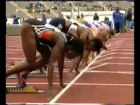Top 10 fastest 100m runners of all time (women)