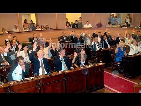 <b>Enjuiciamiento.</b> Diputados aprobó por unanimidad el juicio político a Chiara Díaz