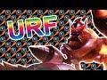 How to break your keyboard - Urf Rumble