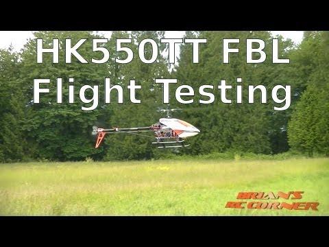 HK550TT FBL Flight Testing with the Robird G31 - UCqFj04rRJs6TJIwsVvCQK6A