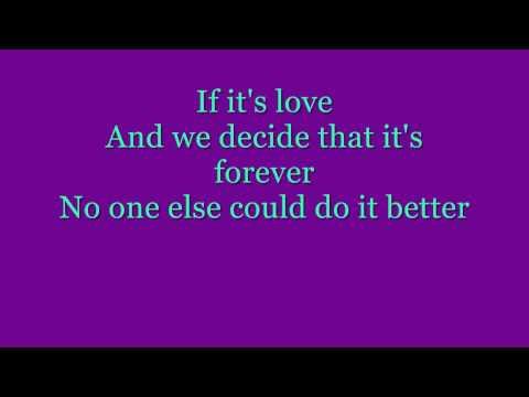 If It's Love- Train [Lyrics]