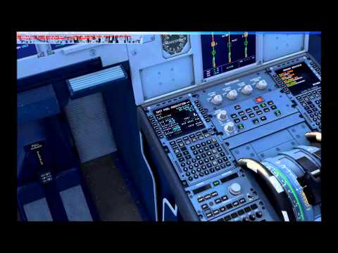 Let's Fly FMC/MCDU Basic Tutorial Airbus X Extended