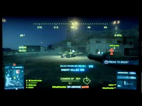 BF3 Gameplay - Tehran Highway Rush Attackers