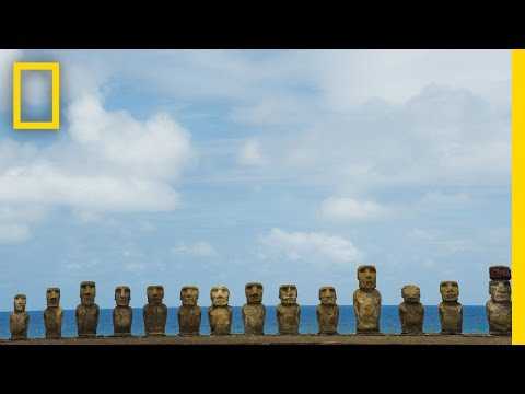 National Geographic Live! - Terry Hunt and Carl Lipo: The Statues That Walked