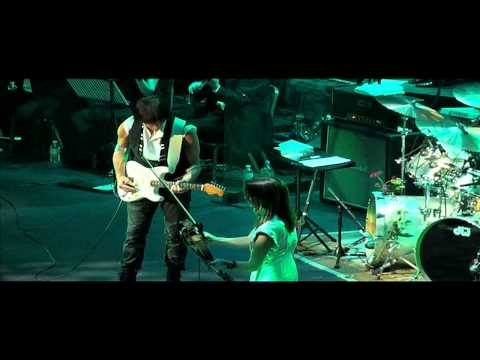Jeff Beck and Sharon Corr @ The Albert Hall 2010 - Mna Na h-Eireann