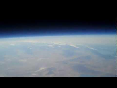 Qu8k - BALLS 20 - Carmack Prize Attempt - High Altitude Rocket On-board Video