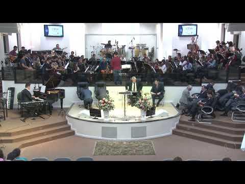 Orquestra Sinfônica Celebração - Vamos adorar a Deus - 07 10 2018