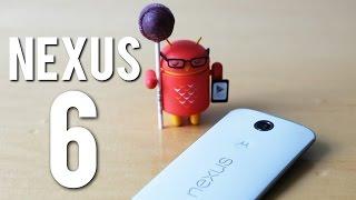 Vidéo : Google Nexus 6