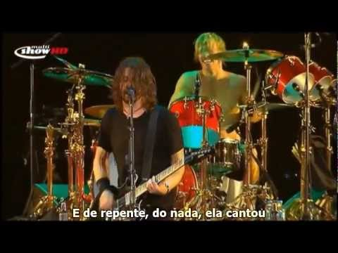 Everlong - Foo Fighters (legendado)