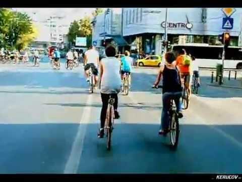VIDEOCLIP Pe biciclete, impreuna cu Alex, la PEDALEAZA CU ALEX!