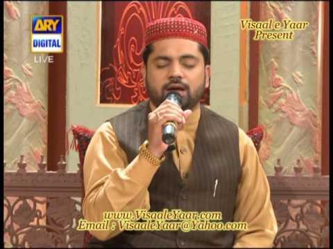 URDU NAAT(Koi Tasqeen Na)SARWAR NAQSHBANDI IN ARY.BY  Naat E Habib