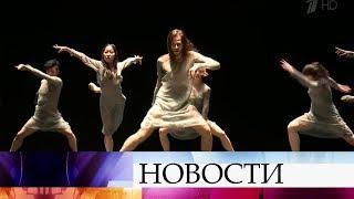 На Международном фестивале современного танца зрителей удивляет Национальный балет Марселя.