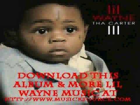 lil wayne - Misunderstood - Tha Carter 3