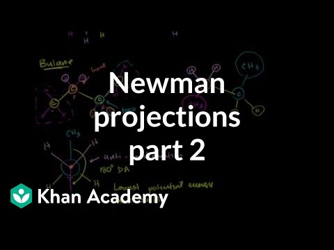 Newman Projections 2