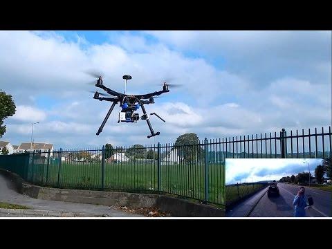 Let's build Quadcopter - First test flight - UCrDLnMyFO6tYoqE04VIAqiA