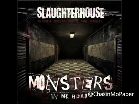 Slaughterhouse - Monsters In My Head [2012/New/February/CDQ/Dirty]