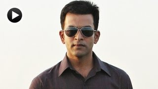 Prithiviraj as ARYA - Aurangzeb