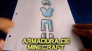YouTube  Como Dibujar Una Espada De Minecraft  MasGleeCOM