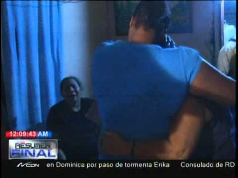 Muere electrocutado niño de 8 años cuando se bañaba en la lluvia