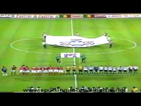 08J :: Sporting - 1 x Benfica - 0 de 1996/1997