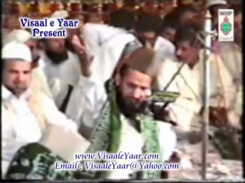PUNJABI NAAT(Khushiyan Manayan Nain)MUHAMMAD ALI ZAHOORI.BY  Naat E Habib
