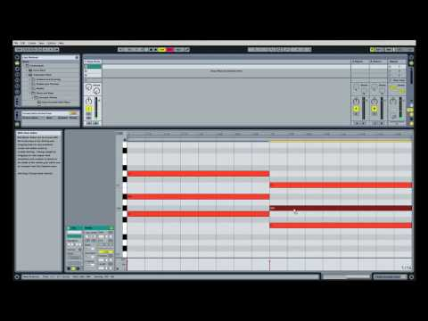 Basic Chord And Scale Theory Through Ableton Live (Part 1)