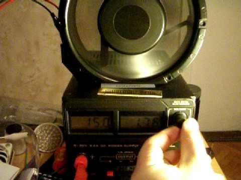 6in Fan Test002 - Power Supply Test - 003