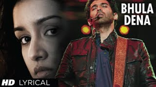 Bhula Dena Aashiqui 2 Full Song With Lyrics
