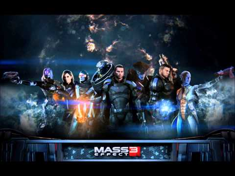 """Mass Effect 3 - I Was Lost Without You """"Версия с пением Тали"""""""