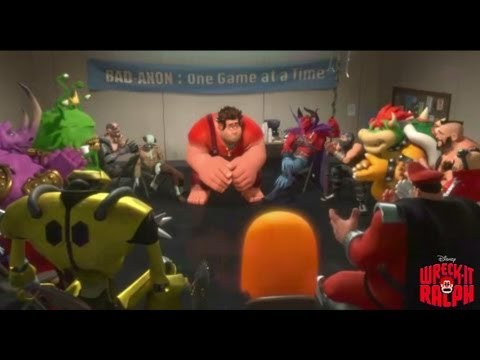 Wreck It Ralph - Official Trailer 2012