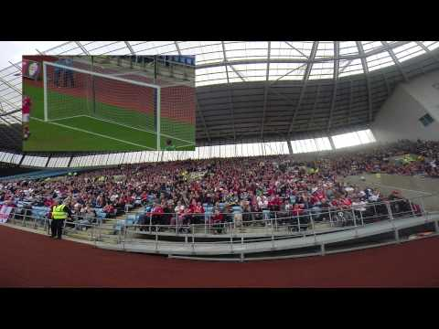FanCam: Coventry City 1-3 Bristol City