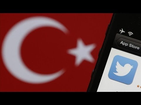 Internet Users in (Turkey) Hit by Twitter Ban  3/21/14