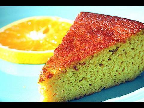 ORANGE CAKE - VIDEO RECIPE