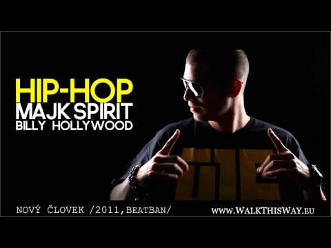 Majk Spirit - Hip-Hop (prod. Billy Hollywood)