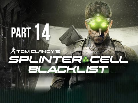 Splinter Cell Blacklist Gameplay Walkthrough Part 14 - Private Estate