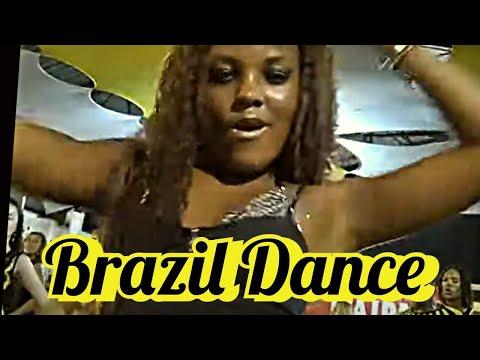 """""""Mysterious Samba"""" Dance Rio: Brazil Samba at Sao Clemente in Rio"""