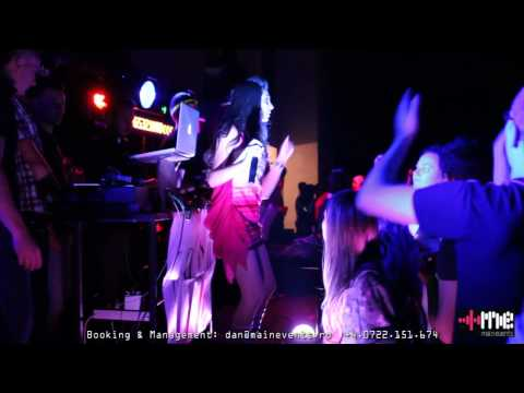 Emil Lassaria & Caitlyn - live performance 2012
