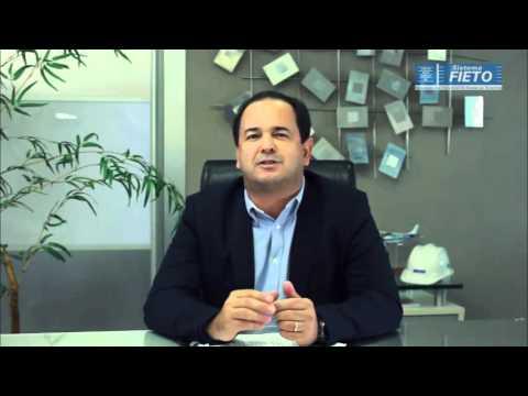 FIETO - Mensagem de final de ano do presidente Roberto Pires