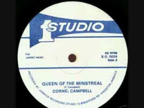 Queen of the minstrel