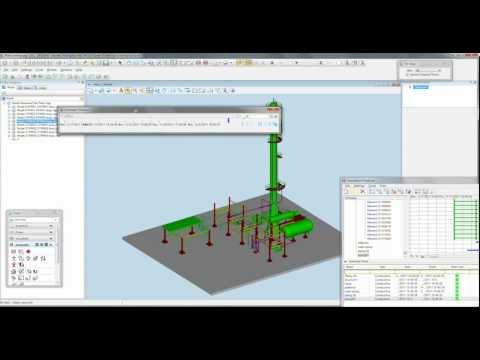 Bentley Navigator V8i Basics (Pt. 5) Schedule Simulation
