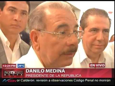 Danilo Medina: Joao Santana habló lo que tenía que hablar