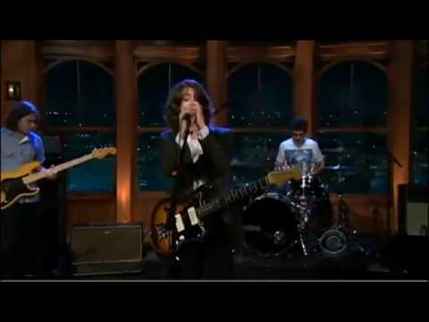 Arctic Monkeys - Cornerstone live with Craig Ferguson