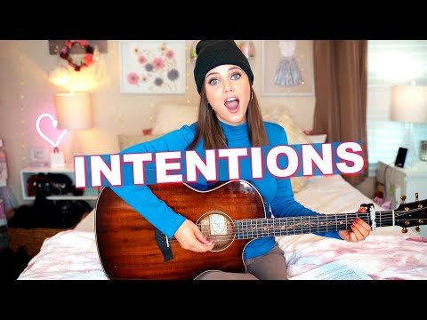 Justin Bieber – Intentions ft. Quavo Tiffany Alvord Cover Live
