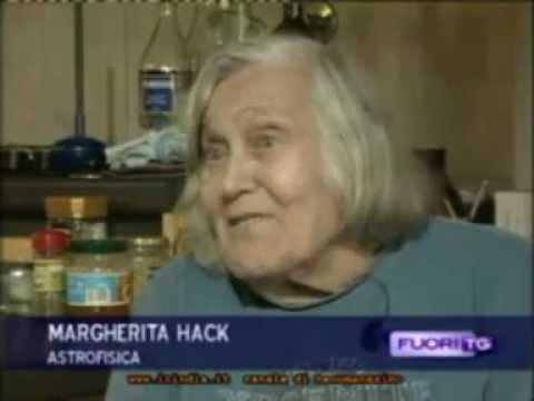 Intervista a Margherita Hack - Mangiare carne é mangiare cadaveri
