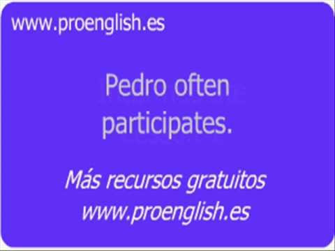 APRENDER INGLES BASICO -Programa de 10 Semanas