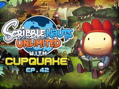 Scribblenauts Unlimited Ep 42