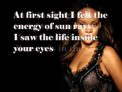 Rihanna Diamond lyrics