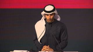 Mahmood Al Bastaki on CNBC Arabia during in Jalsat Al A'amal